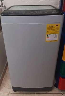 Lavadora Mabe digital, 9kg.