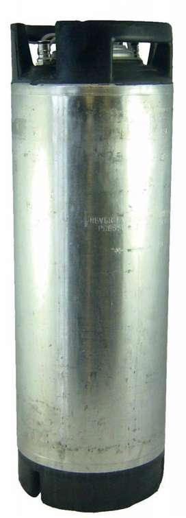 Barril Cerveza Cornelius 19 Litros Ball Lock Tipo PEPSI