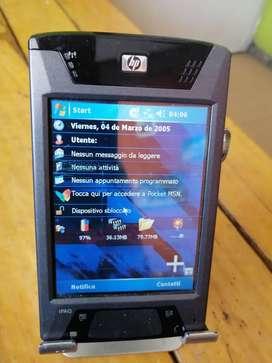 HP ipaq 4700 agenda digital wi-fi fotos música programas y más