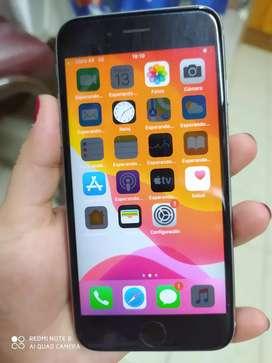 IPHONE 6S LIBRE DE TODO 64GB BATERIA AL 100%