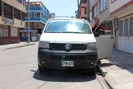 Se vende volkswagen trasporter t5