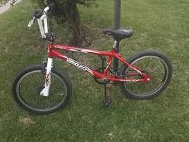 Bicicleta Marca-Venzo, modelo-inferno. Oferta
