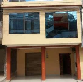 Se vende casa comercial en Balsas.El Oro