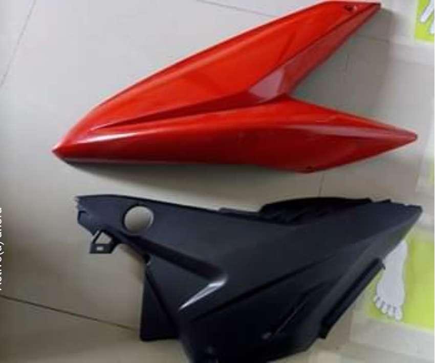 Tapas para moto HONDA CBF-125 CC 0