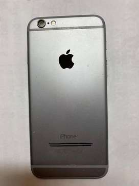 iPhone 6 de 16GB silver