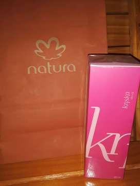 Vendo perfume kriska shock