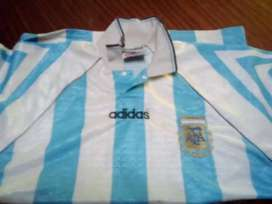 Camisete seleccion argentina 90 original
