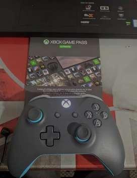 Control xbox one 3gen gris/azul