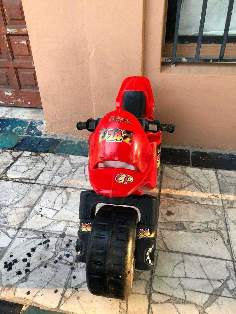 Moto Grande Pata Pata 0