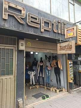 Reptilia tienda de ropa