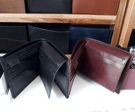 Billeteras en cuero garantizado