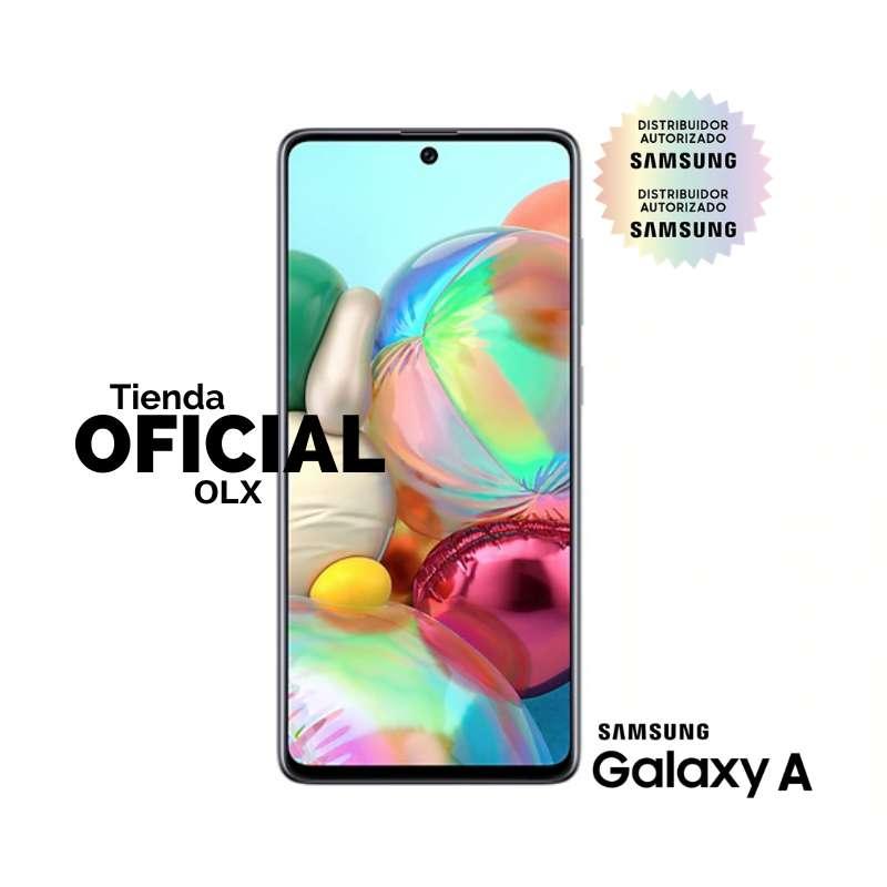 Samsung Galaxy A71 - Tienda Oficial Samsung - Original - Homologado 0