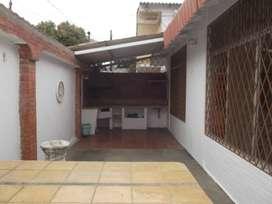 Casa rentera de una planta en venta en El Paraíso -G. SOSA -K. BAQUERO