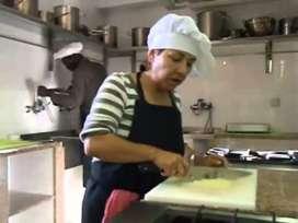 Auxiliar de Cocina ,fin de semana