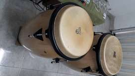 Vendo congas lp aspire buen estado 11-12