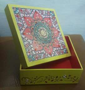 Cajas Estilo Marroquí
