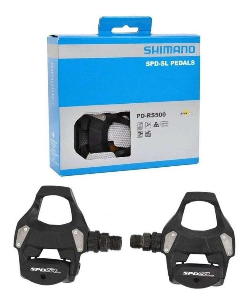 PEDAL SHIMANO PD-RS500 Nuevos Garantizado Tienda Oficial