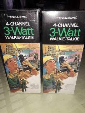 Walkie Talkies De Colección