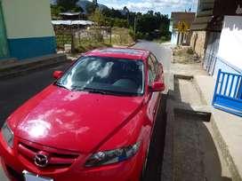 Se vende hermoso Mazda 6 Sr 2.3 versión limitada en muy buen estado