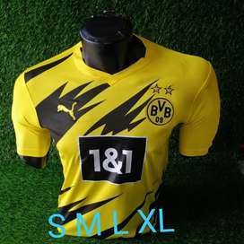 Camiseta de Borussia Dortmund 2021