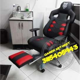 silla presidencial GAMER
