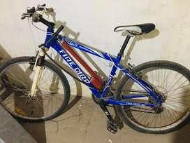 Bicicleta fire bird track mountan bike en buen estado escucho ofertas