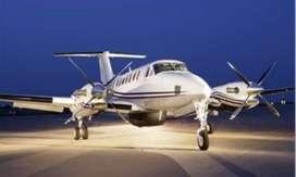 Charter en Avion o Helicoptero privado
