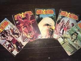 Comics Aguila Solitaria Coleccion