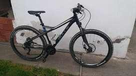 Vendo bicileta BULL´S