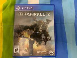 Titanfall 2 ps4 Fisco