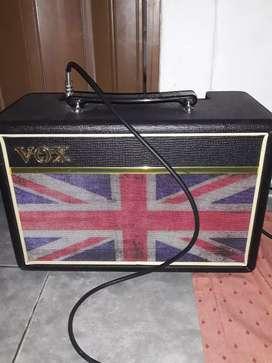 Amplificador Guitarra Vox.Patfhinfer.