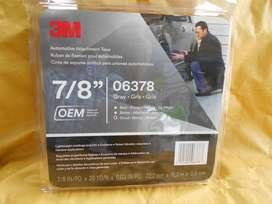 6378 3M Cinta Doble Faz Para Baguetas 22,2mm x 18,2m