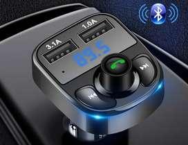 Transmisor Bluetooth para Vehiculo