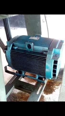 Motor eléctrico de 25 hp
