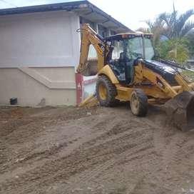 Vendo  retro excavadora    a  45.000