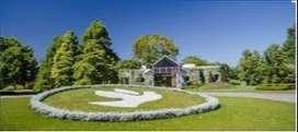 Vendo parcela sin uso en Cementerio Parque Jardín de Paz