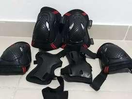 Vendo protección para montar en patines.