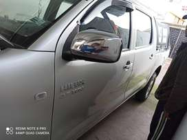 Toyota Doble Cabina -HILUX - 2011