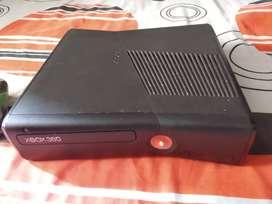 Xbox 360 con un solo control 75 juegos incluidos