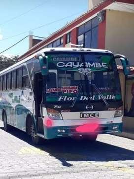En venta bus Hino Fg 2009.