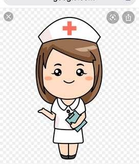 Busco Auxiliar de Enfermeria para atencion en domicilio de adulto +40 con discapacidad fisica.