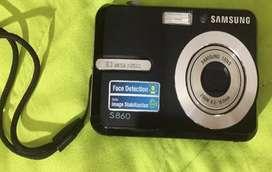 Cámara compacta Samsung S860