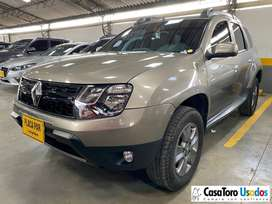 Renault Duster Intens 2000cc 2019
