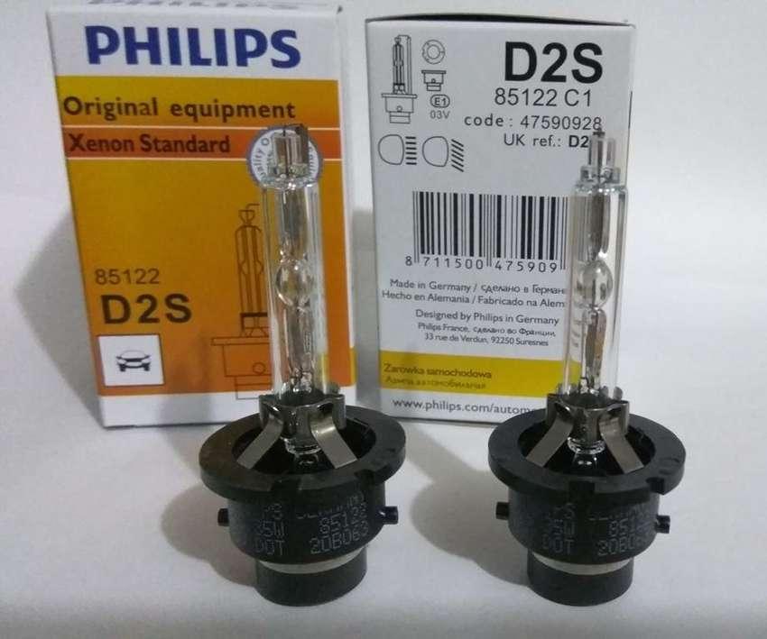 foco hid xenon  d2R d2S d3s aleman phillips 0