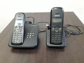 Telefono Inalambrico Siemens Gigaset