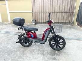 FLAMANTE MOTO GO RIDE