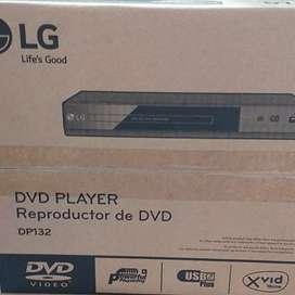 DVD LG MULTIFORMATO 132