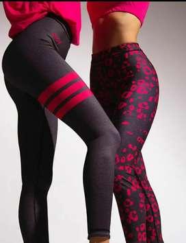 Calzas originales Touche, especiales para resistir entrenamiento de alto impacto. Variedad en talles y modelos.