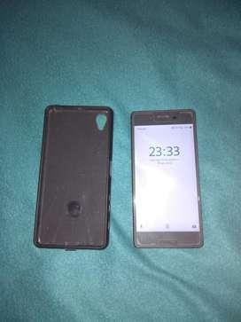Sony Xperia X Libre Poco Uso