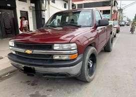 Chevrolet Siiverado 2002
